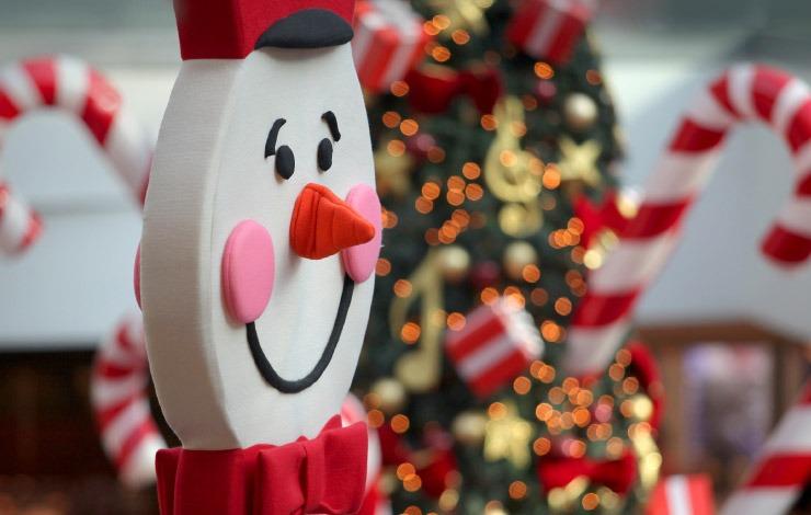 Snowman fest