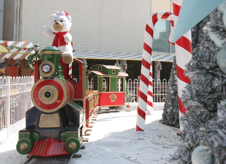 Santas Train